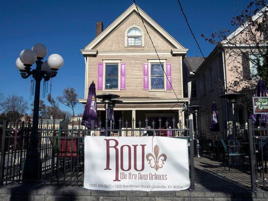 Roux at 1325 Bardstown Road has classic Cajun and Creole offerings prepared by chefs Dustin Staggers and Griffin Paulin. 11/21/14