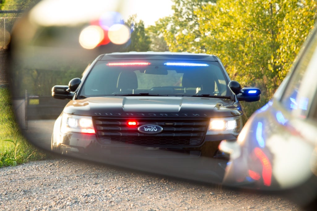 Ford Had Made Its Police Interceptor SUV More Sneaky