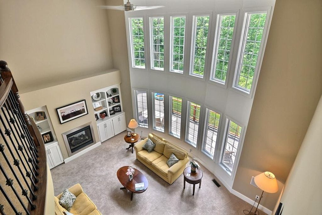 This $925K Home In Lafayette Combines Luxury With Comfort