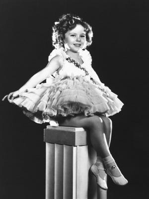 Costumes, toys, photos and autographs from Shirley Temple's 1930s film career are coming to a city near you.