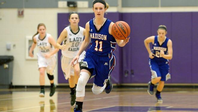 Madison rising senior Brooke Vilcinskas had surgery to repair a torn anterior cruciate ligament on Wednesday.