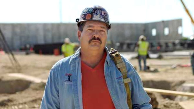 Randy Bryce is a Democratic candidate running in a primary to challenge House Speaker Paul Ryan