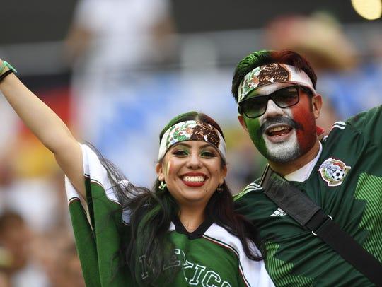 México hizo historia en Moscú al derrotar al campeón