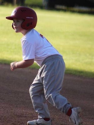 Brody Cox, son of Jason and Kasey Cox, is among the numerous youngsters in Columbia and Maury County awaiting the all-clear to begin their spring seasons. Youth baseball, softball and soccer have all been put on hold locally as a result of the COVID-19 outbreak.