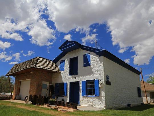 The Parowan Bishop's Storehouse is located at 21 N. 100 West in Parowan.