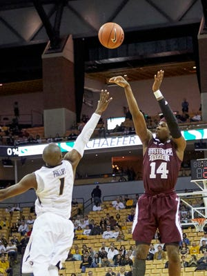 Opponents are making about three more 3-pointers per game than Mississippi State during SEC play this season.