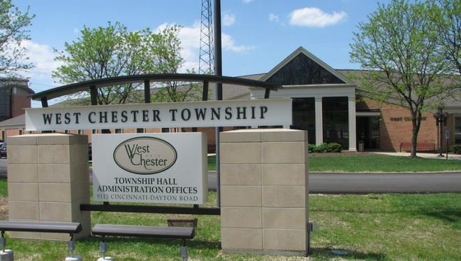 West Chester Township Administration Building.