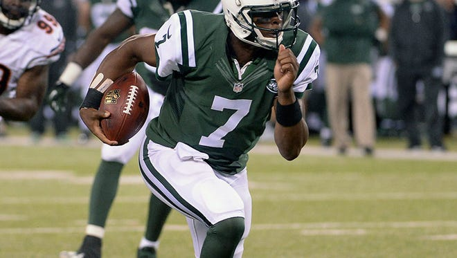 Jets QB Geno Smith