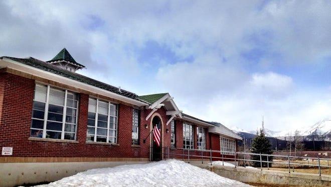 East Glacier Park School.