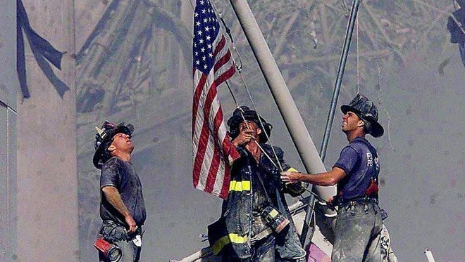Explain what happened the morning of Sept. 11, 2001, and discuss it with your teens.