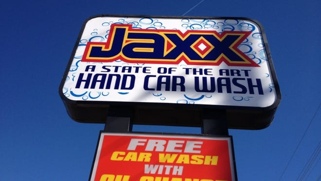 Jaxx Car Wash and Oil Change recently opened in Montgomery.