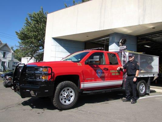 ELM 0929 FIRE TRUCK
