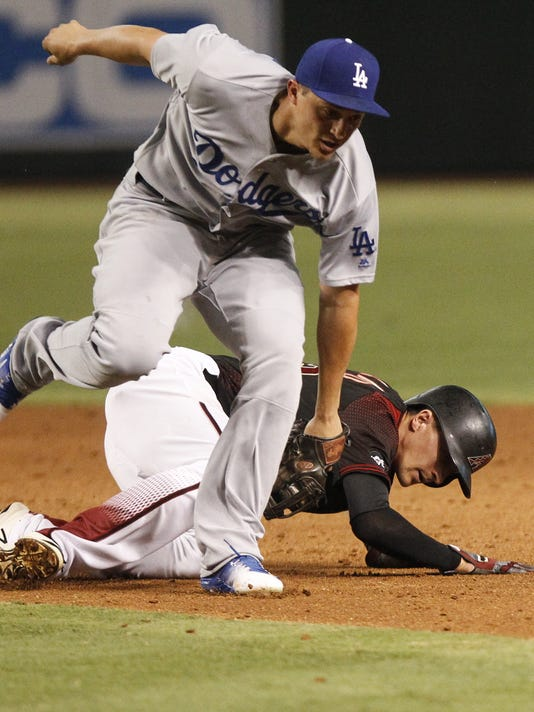 Dodgers at Diamondbacks