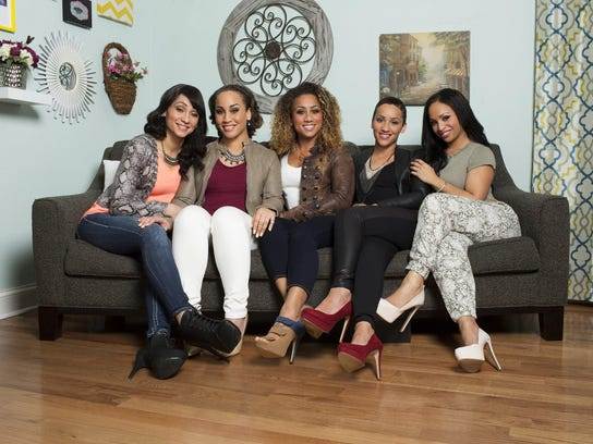 The Alexander sisters of Oxygen's new reality show