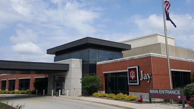 IU Health Jay Hospital