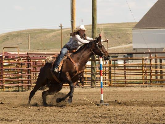 Gustafson rodeo