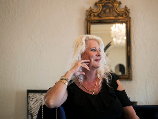 Doreen Lehner bought her house sight-unseen in Fort Myers while working on a ship as a merchant marine. She renovated home over the last year, making it livable again. She rents three of the rooms through Airbnb.