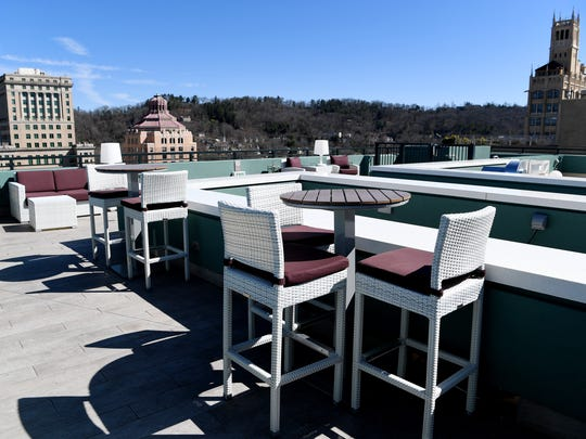 Situated on the top of the new AC Hotel, Capella on 9 brings big city glitz and glam to this mountain town.