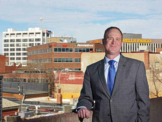 Jason Ball, president and CEO of the Sioux Falls Area
