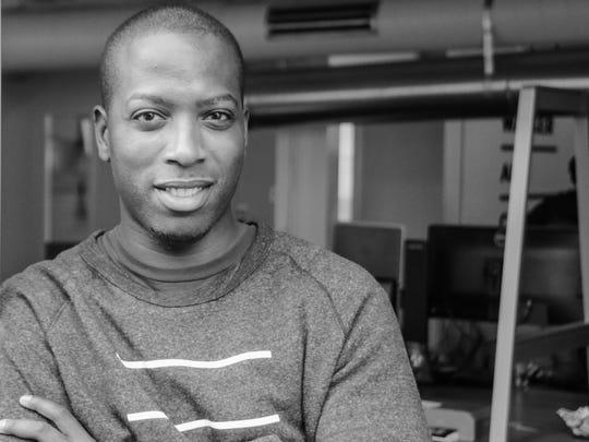Tristan Walker runs Palo Alto, Calif. start-up Walker