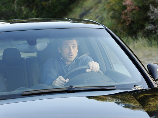 "Patrick Dempsey in a scene from ""Grey's Anatomy,"" which aired April 23."