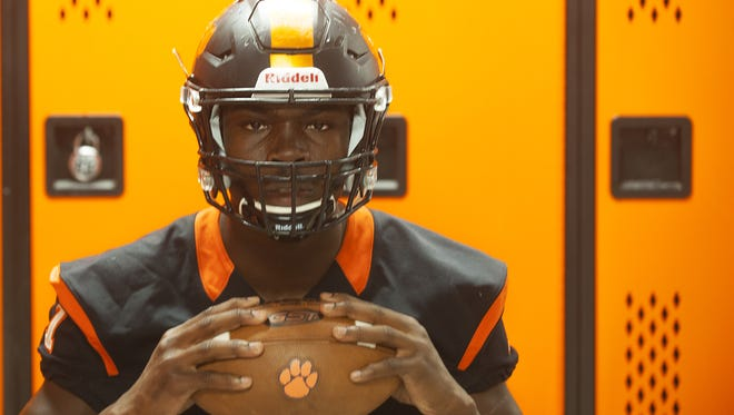 Woodrow Wilson senior Travon King will have a major role on both sides of the ball this season.
