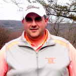 Jay Turcsik has been manager and golf pro at Mark Twain Golf Course since March 1.