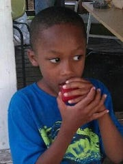 Michaelangelo Jackson, 6, was killed Wednesday, June