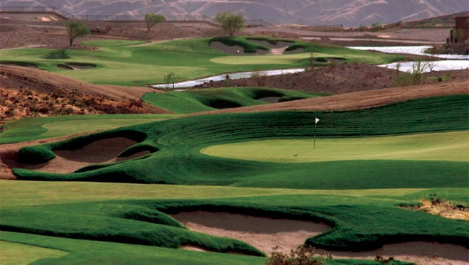 Within 30 minutes of Laughlin, you'll find six courses spanning three U.S. states.