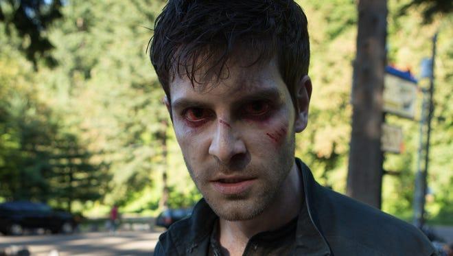 David Giuntoli has a little 'Walking Dead'-style fun when 'Grimm' returns for Season 3 Friday night.