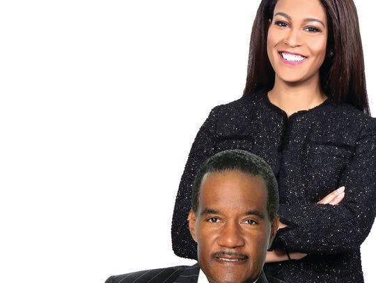 T.B. Boyd III and his daughter, LaDonna, who just replaced