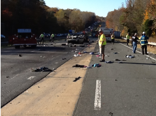 Fatal Accident On US 52 North