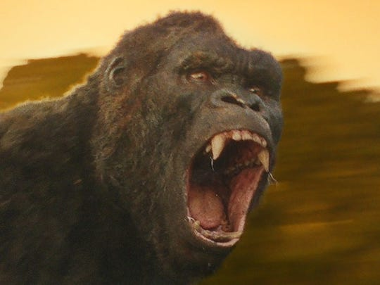 Kong in 'Kong: Skull Island.'