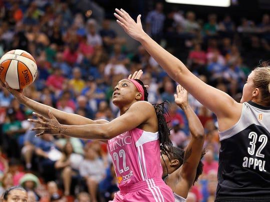 Stars Lynx Basketball