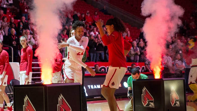 Ball State opens the Mid-American Conference Tournament on Wednesday in Cleveland against Western Michigan.