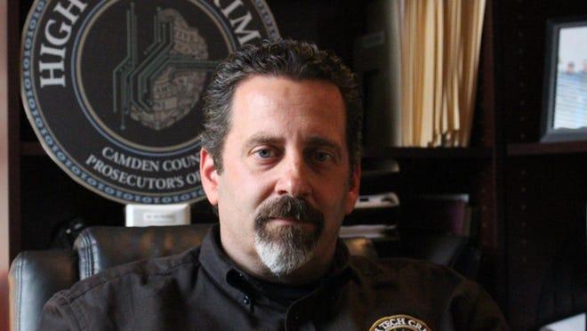 Detective Tom Di Nunzio, High Tech Crimes unit, Camden County Prosecutor Office