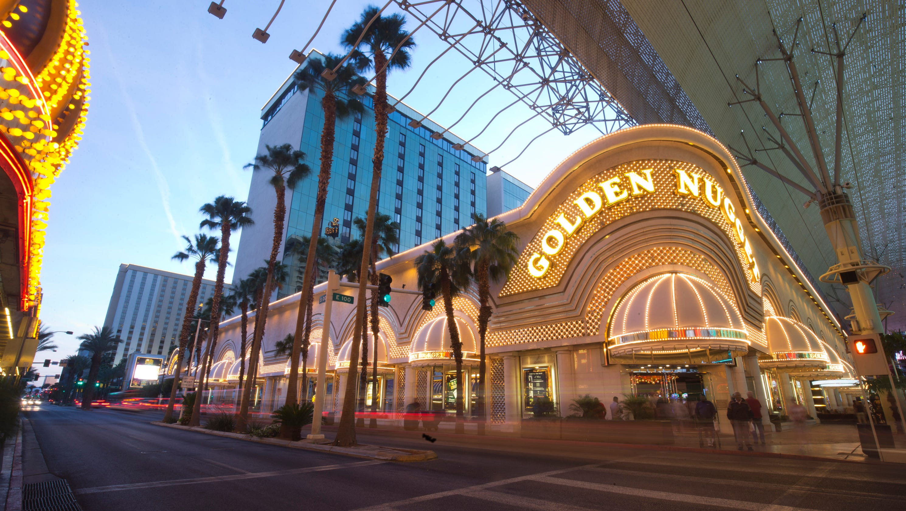 hotel golden nugget casino las vegas