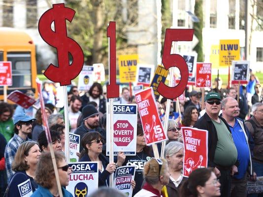 SAL minimum wage lede