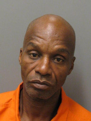 Alonzo Williams is charged with receiving stolen property.