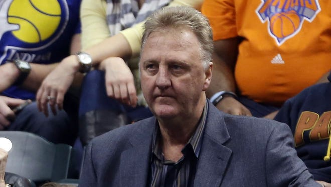Indiana Pacers president Larry Bird pulled off a last minute deal that could be big for his team.