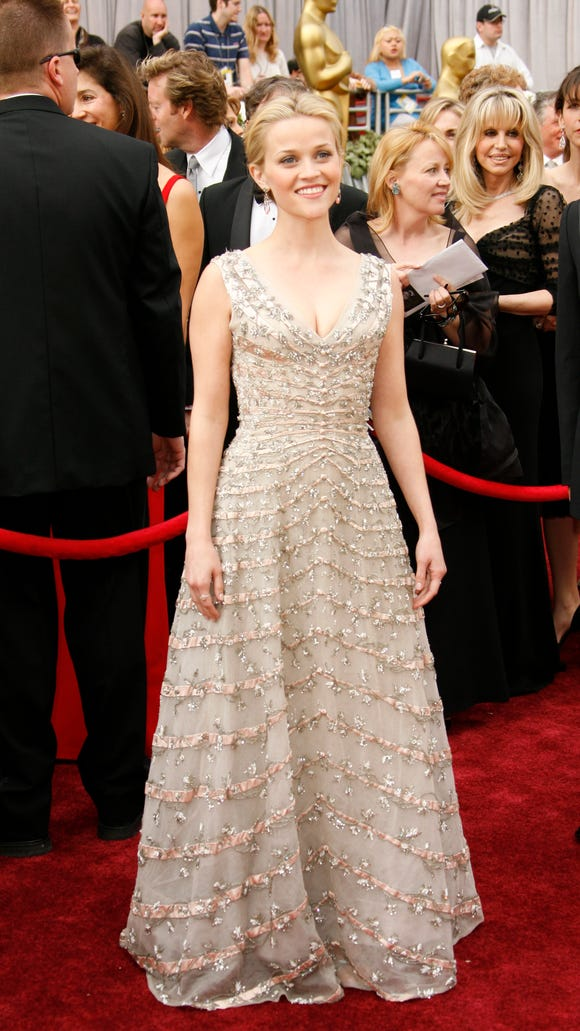 Reese Witherspoon Arrives For The 78th Annual Academy