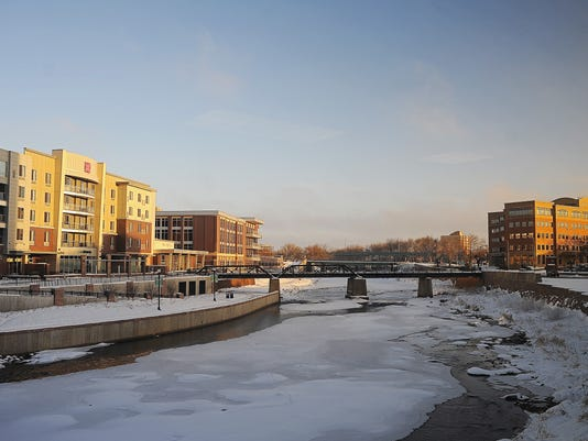 The Big Sioux River
