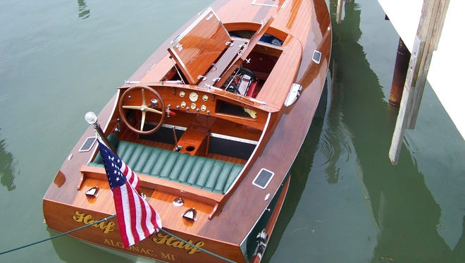 Blue Water Antique and Classic Boat Show is 10-4 p.m. Saturday. Boat show has antique and classic boats on water and land with parade of boats at 4 p.m. on Black River, west of Seventh Street Bridge, downtown Port Huron.