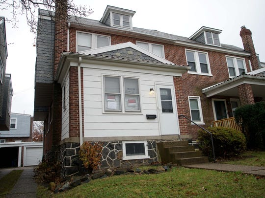 Alexander Pratt, 28, and his fiance Faizah Taylor, 24, both of Philadelphia, leased a home on the 3700 block of N. Washington Street in Wilmington 10 months ago, only to get kicked out this past Sunday.
