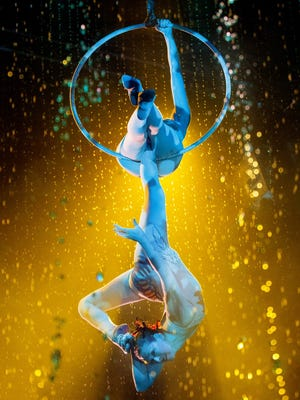 Anderson Civic Center will host Cirque Italia this weekend.
