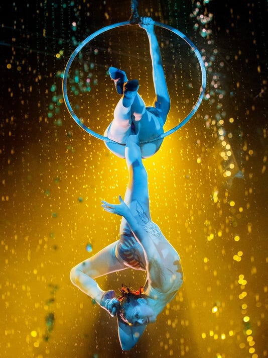 Cirque Italia returns to Anderson