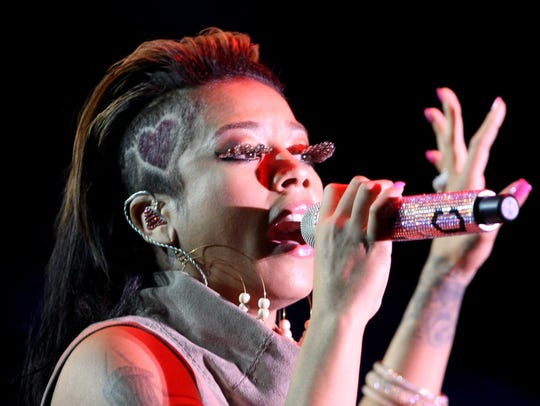 Keyshia Cole, pictured in 2011, performs Feb. 9 as