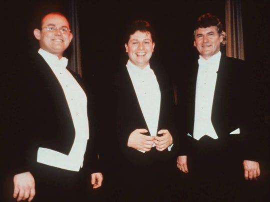 Formed in 1998, the Irish Tenors originally featured