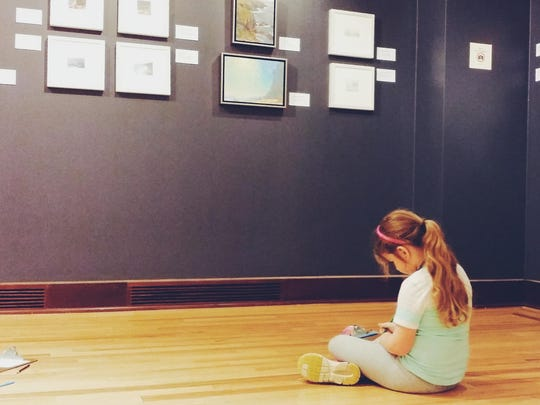 Spring-themed Art Hunts, I Spy and Art Quests will be offered in the galleries at the Rockwell Museum next week.