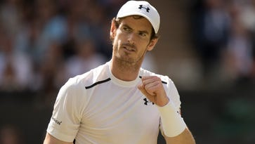Andy Murray is coming off his second career Wimbledon victory, beating Canada's Milos Raonic in three sets in the final on July 10.
